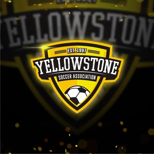 Yellowstone Soccer Association Logo concept