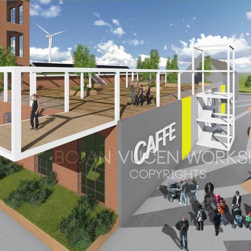 Urban Regeneration of Factory Building