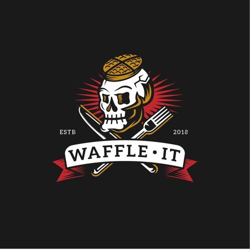 waffle skull