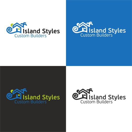 Logo for Island Styles Custom Builders