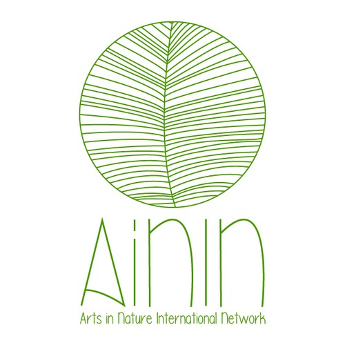 logo for Artists in Nature International Network