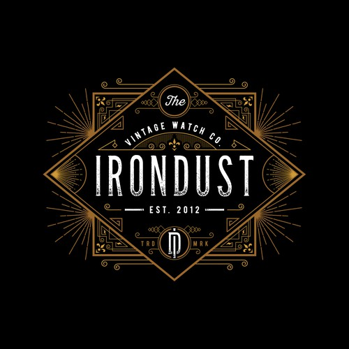 Irondust The Vintage Watch Co.