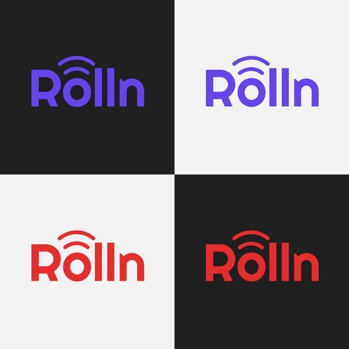 Concept for Rolln app