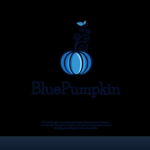 Blue Pumpkin
