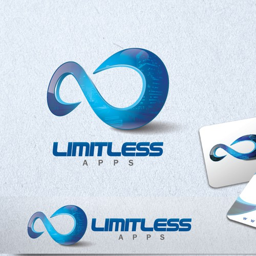 New logo for Limitless-Apps