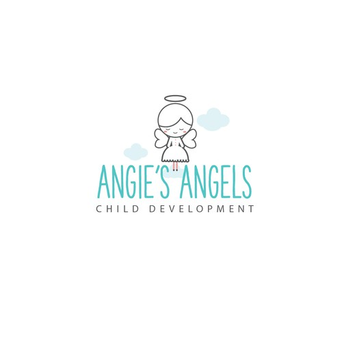 Sophisticated logo for the childcare & preschool education.