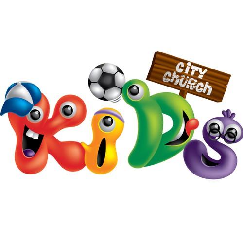 Create a fun brand for City Church Kids Camp!