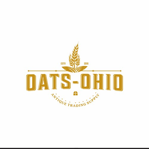 Design logo for Oats ohio