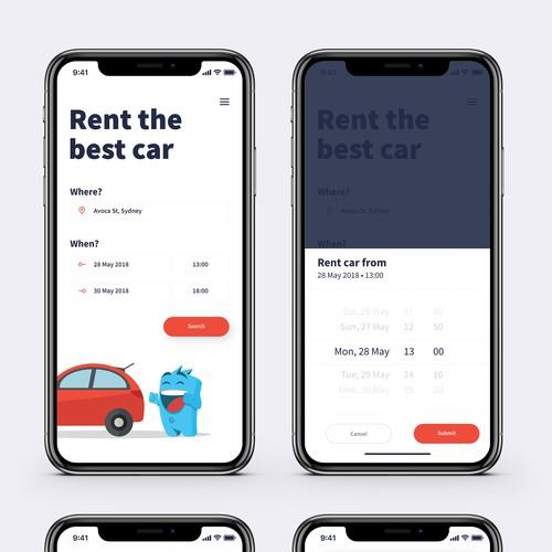 Driventa App