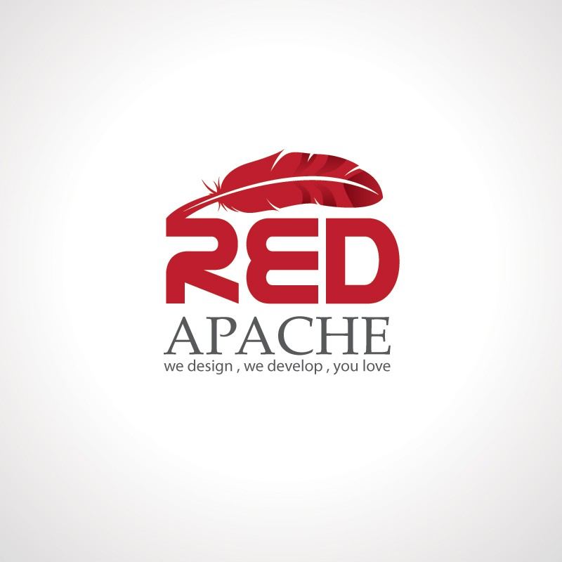 Help RED APACHE with a new logo