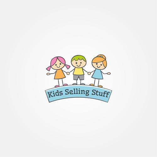 KIDS SELLING STUFF