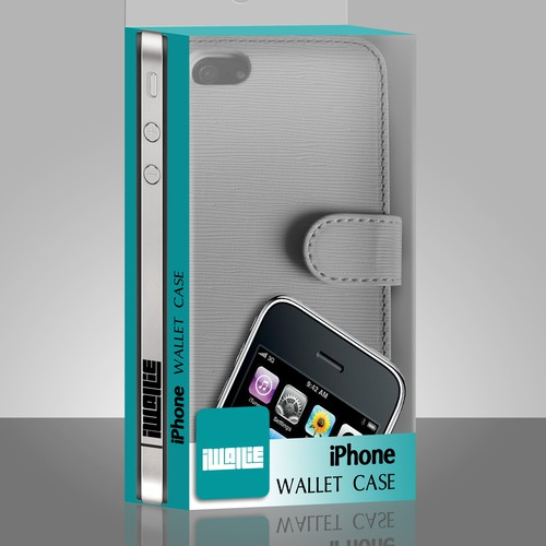 iPhone case packaging
