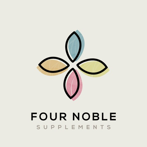 Four Noble - Supplement company logo
