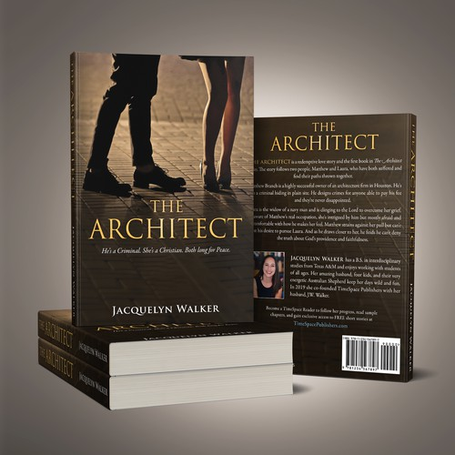 Cover for the novel The Architect – the first book in The Architect series