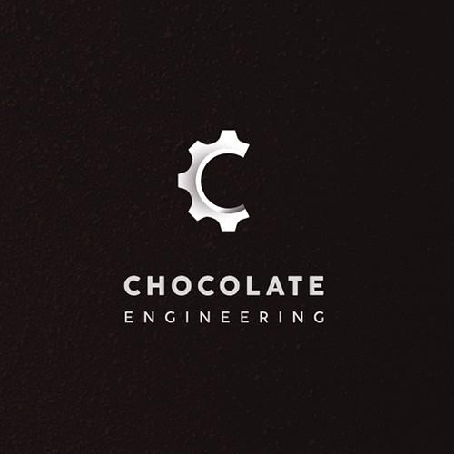 Logo design for Chocolate Engineering