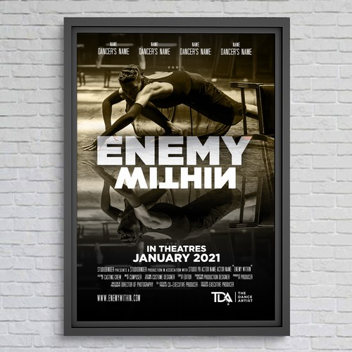 Poster Enemy Within