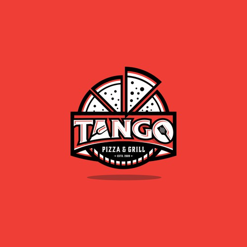 Bold Concept of Tango Pizza n Grill