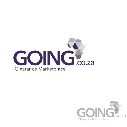 Create the next logo for Going.co.za