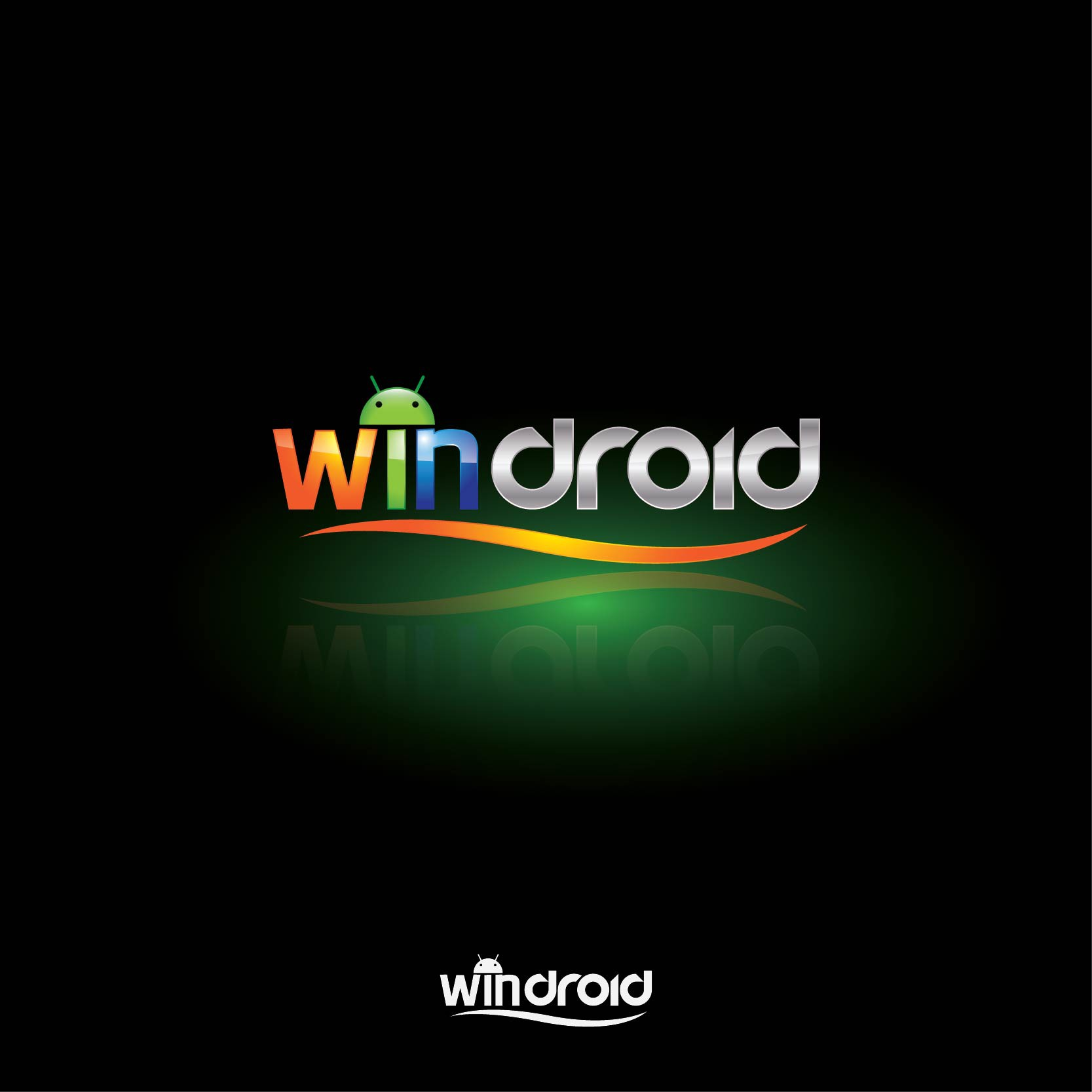 Create the next logo for WinDroid