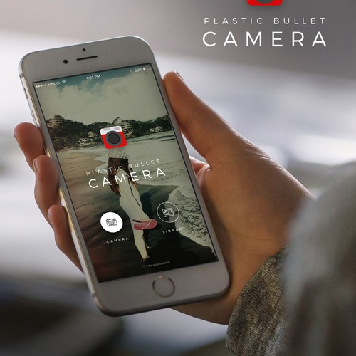 Camera Photography Mobile App