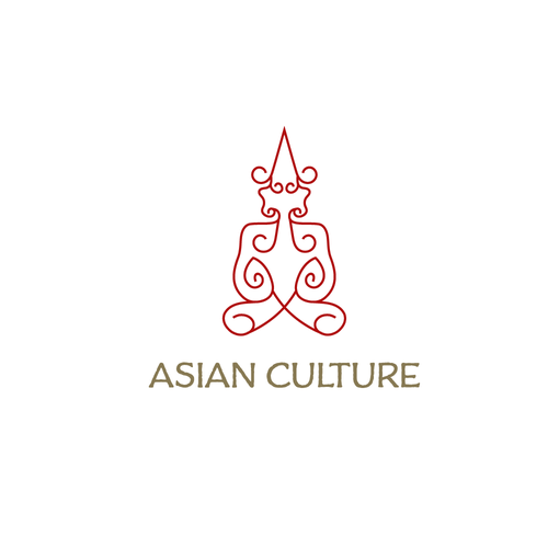 Asian abstract