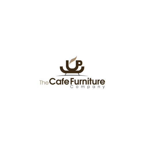 Logo concept made for a Cafe Furniture Company