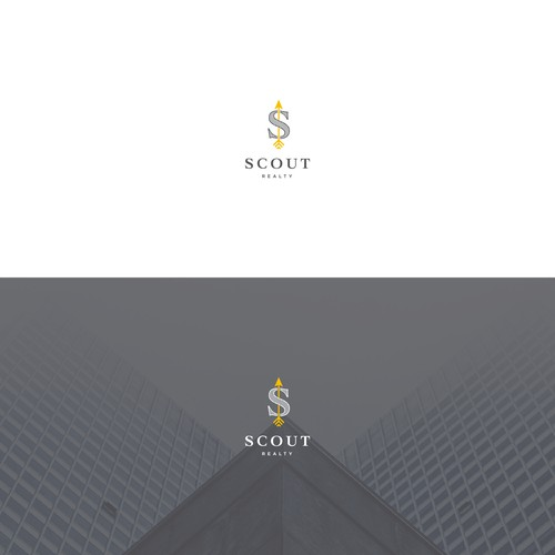 Logo Classic + Contemporary Boutique Real Estate Firm for Scout Realty