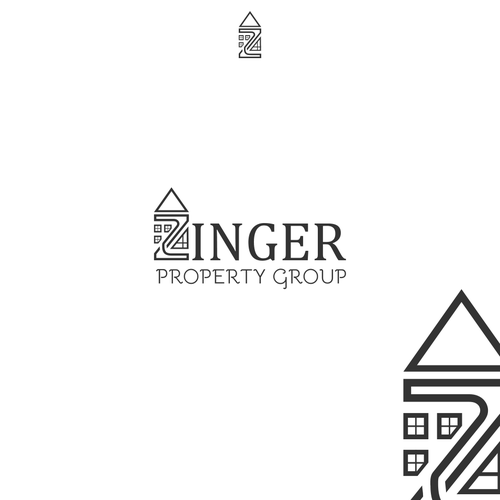Create a hip, cool and fun logo for our property management company!