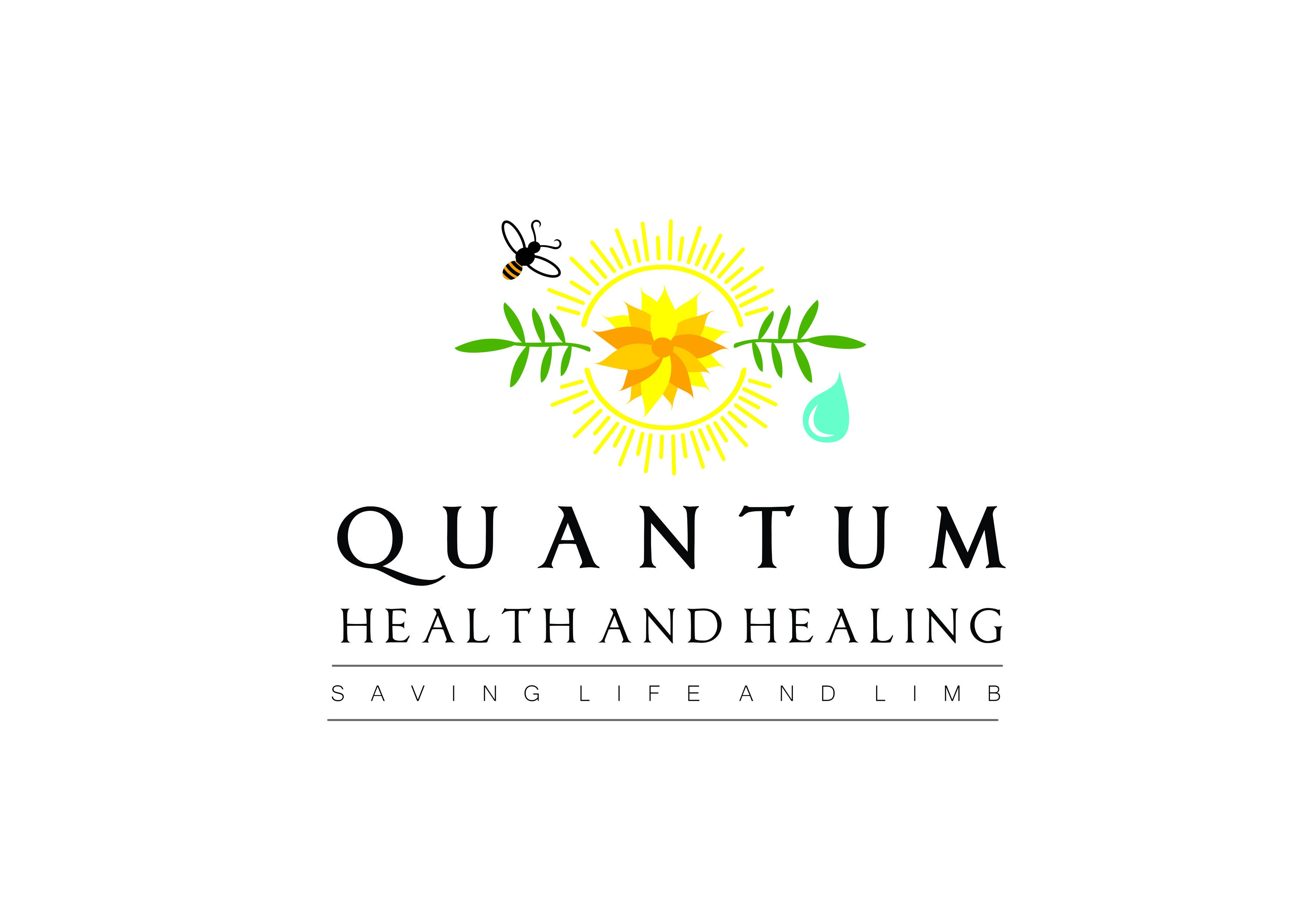 Create a logo for husband and wife doctor team healing serious wounds