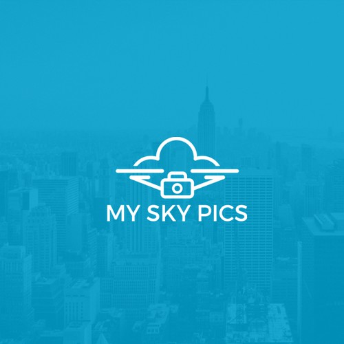 Logo Design For an Arial Photography Company