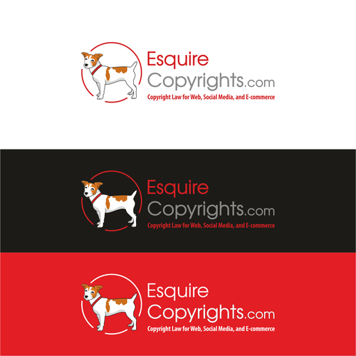 Logo for EsquireCopyrights.com