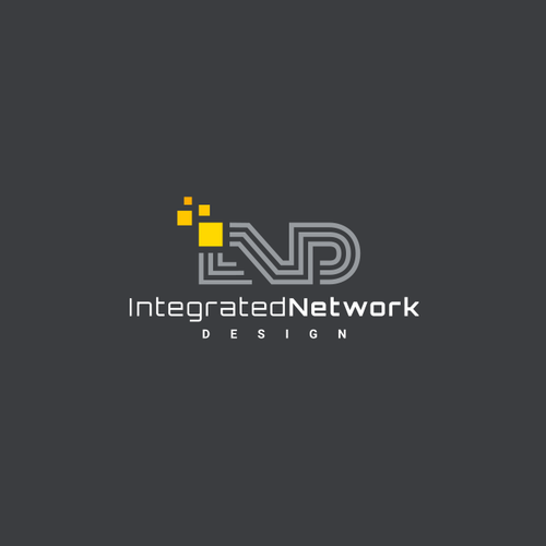 Integrated Network Design Logo