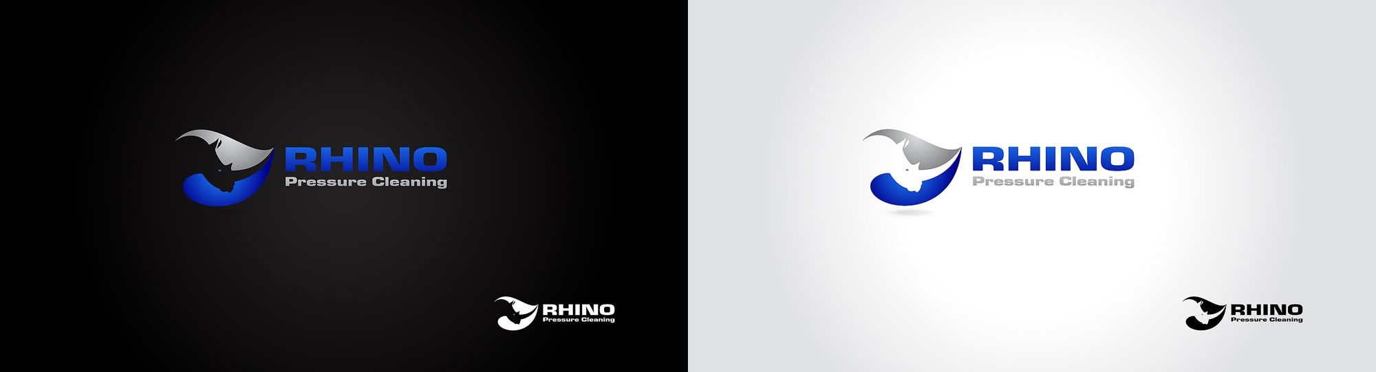 New logo wanted for Rhino Pressure Cleaning