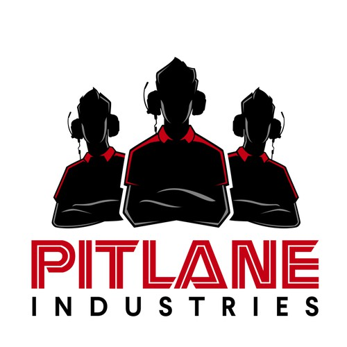Pitlane Industries Logo
