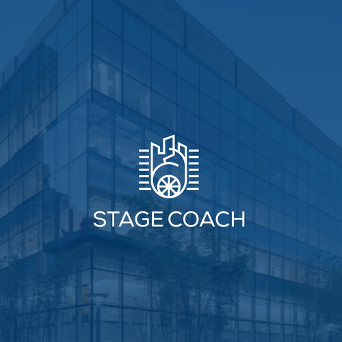 Line logo For Stage Coach