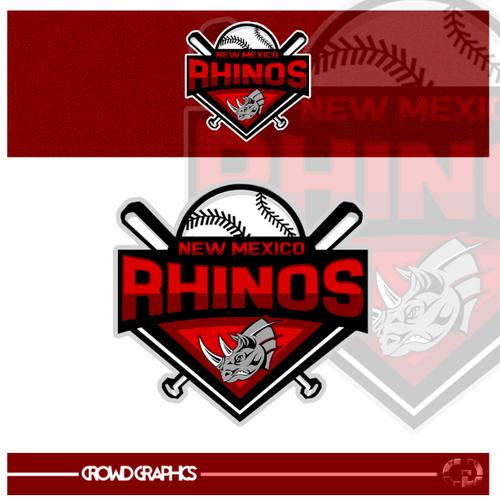 Logo for Youth Baseball Facility.