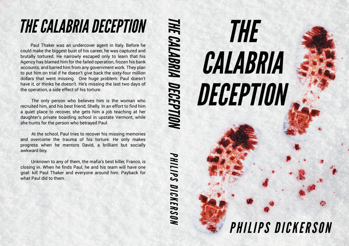 Fixing Dimensions of The Calabria Deception Book Cover