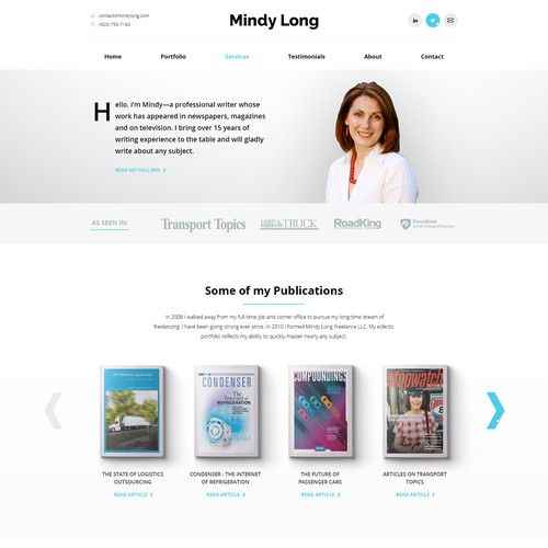 Site for Technical Writer