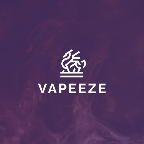 Logo for E-cigarette brand
