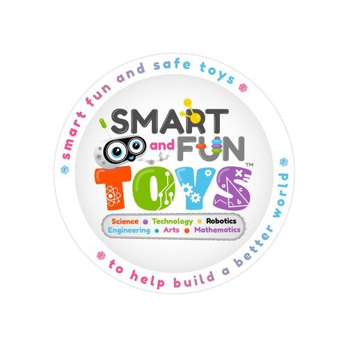 New brand of children's toys STEM