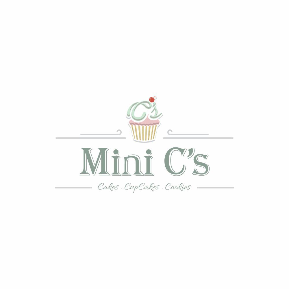 Mini C's a homemade cookies business is looking for a freshly baked logo