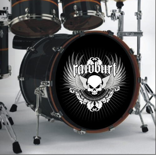 Metal band Rawburt needs new logo