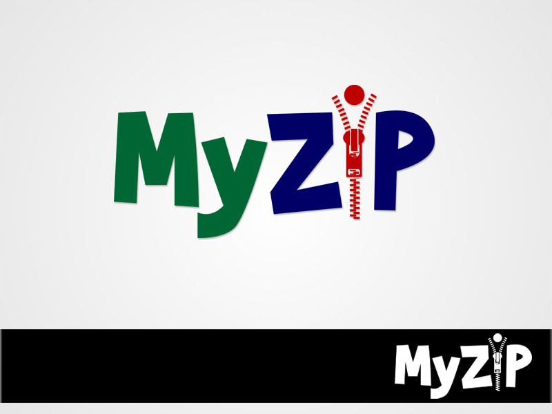 Create the next logo for My Zip