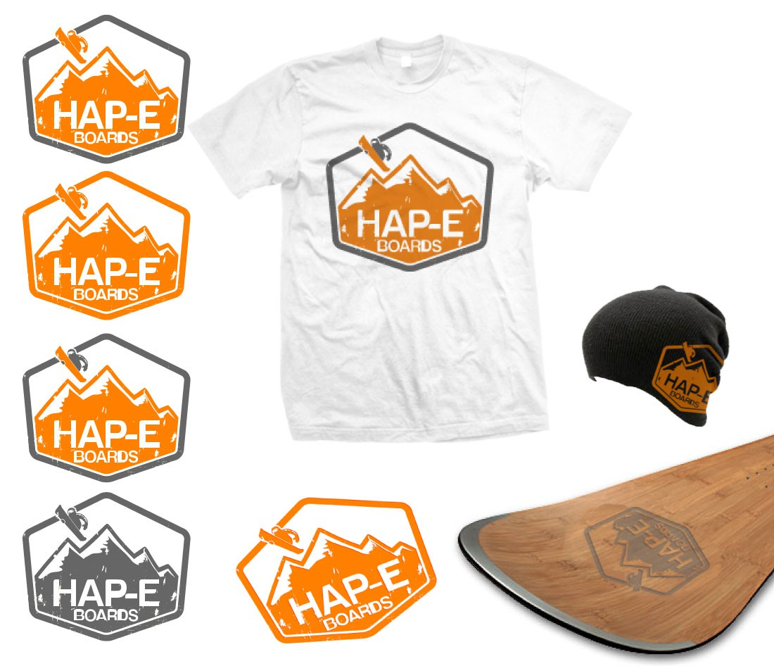New logo wanted for snowboard company