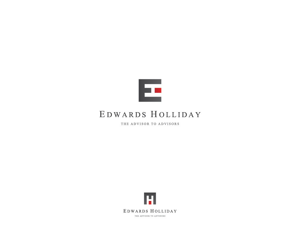New Logo and Card for Edwards Holliday, The Advisor To Advisors