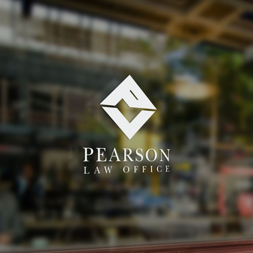 Logo design for a small law firm