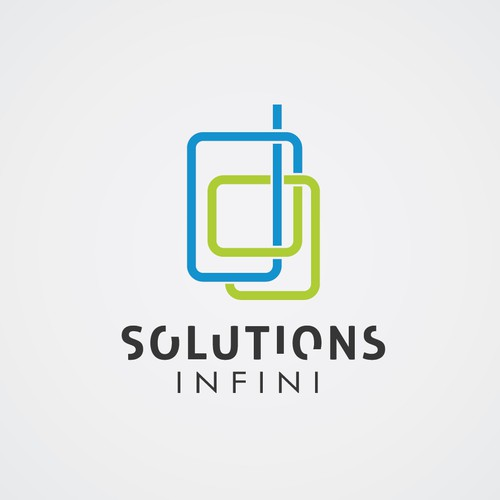 Solutions Infini needs an awesome new logo...