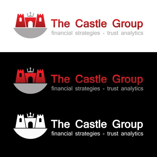 The Castle Group Logo Development