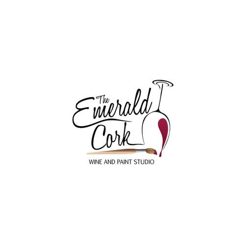 The Emerald Cork needs a new logo