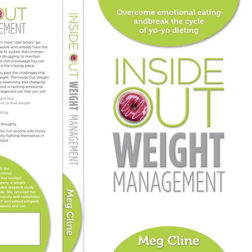 weight management book cover